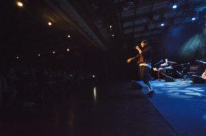 Stockholm, Sweden - International Music Festival _Amin