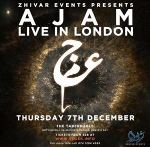 London Concert Dec 2017
